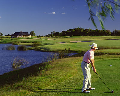 Golf Four Seasons Carmelo