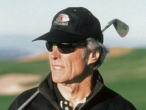 Resultado de imagen para Clint Eastwood golf