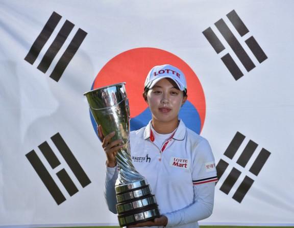 Hyo+Joo+Kim+Evian+Championship+Golf+Day+Four+LHGQoTaR3Ktl