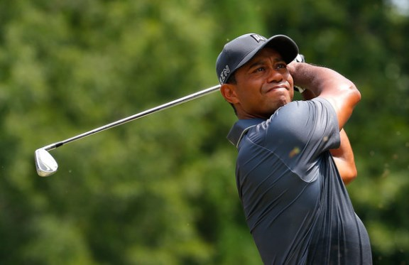 Tiger+Woods+Wyndham+Championship+Round+Two+TllY98IiqbNl