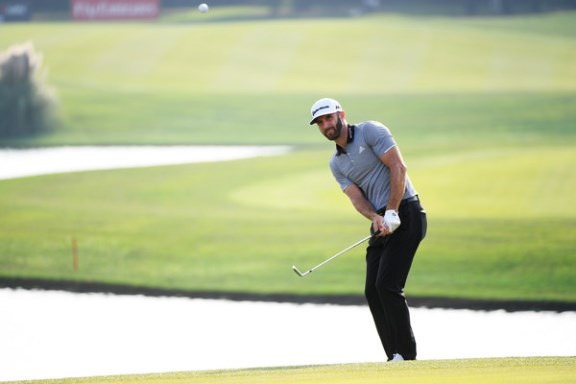 Dustin+Johnson+WGC+HSBC+Champions+Day+Two+0ITtJ2rV24Al